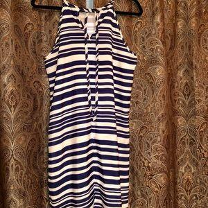 Charming Charlie Dresses - Sleeves striped dress